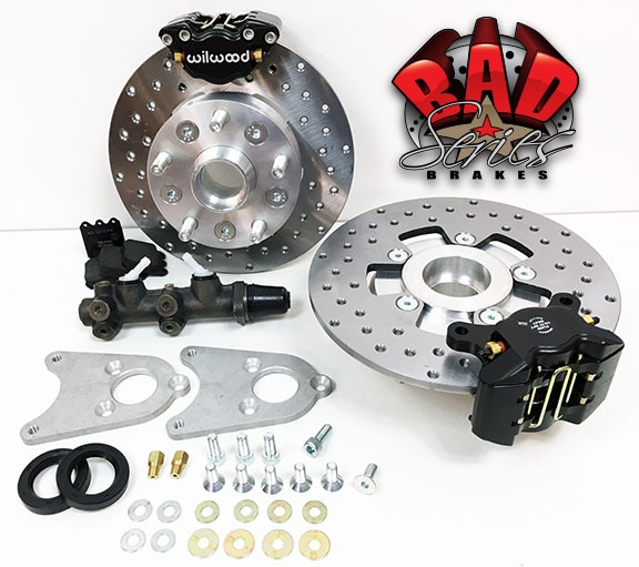 Vw Motor Swap Kits: Classic VW Front Disc Brake Conversion Kit