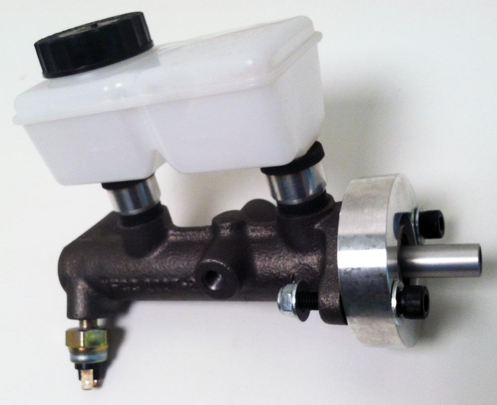 Dual Circuit Disc Master Cylinder Kit 4852