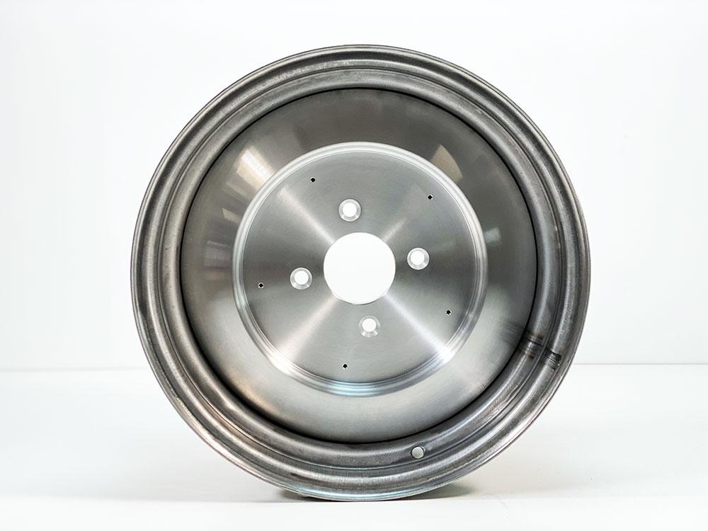 4 Lug Smoothie 17 Inch Wheel 9003