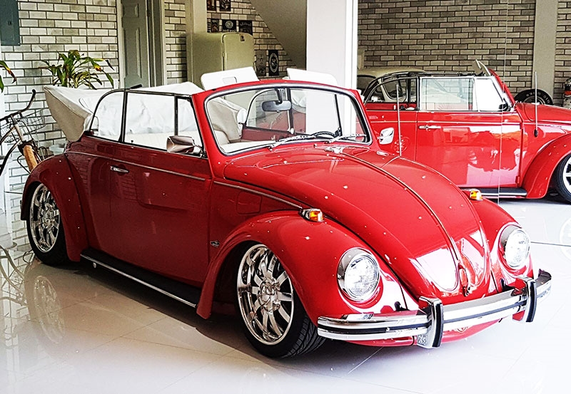Classic Vw Complete Air Ride Kit 1002