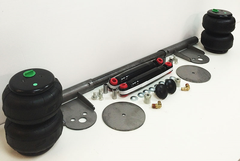 Classic VW Complete Air Ride Kit - 1002