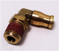 Air Ride Fitting 90 Degree Pushlock - 1515
