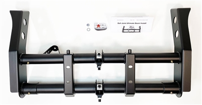 "Ultimate 4"" Narrowed/Adjustable Front Beam - 2100"