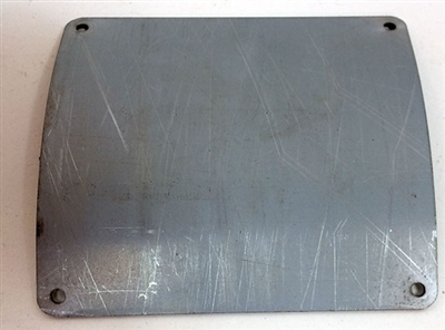 Chassis Inspection Plate - Each