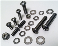 Stainless Steering Box Fastener Kit - 2903