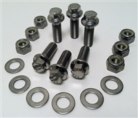 Stainless Steel Swing Axle Fastener Kit - 2905