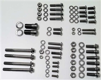 Complete Stainless Steel Chassis Fastener Kit - 2920