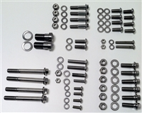 Complete Stainless Steel Chassis Fastener Kit - 2921