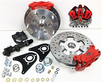 Classic VW Complete Front/Rear Disc Brake Conversion Kit - 4060