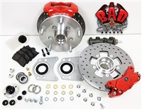 Classic VW Bus Complete Front/Rear Disc Brake Kit - 4101