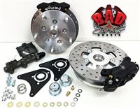 Classic VW Front Disc Brake Conversion Kit - 4151