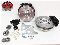 Classic Porsche 356 Front Disc Brake Conversion Kit - 4602