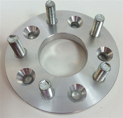 5x130mm Bolt Pattern 14mm x 1.50 Studs