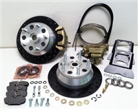 Classic VW Rear Disc Brake Conversion Kit - 4700
