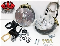 Classic VW Bus Rear Disc Brake Conversion Kit - 4745