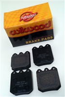 Wilwood 1/2 Piston Pads - 4857