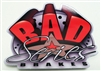 BAD Series Brakes Sticker - 5010