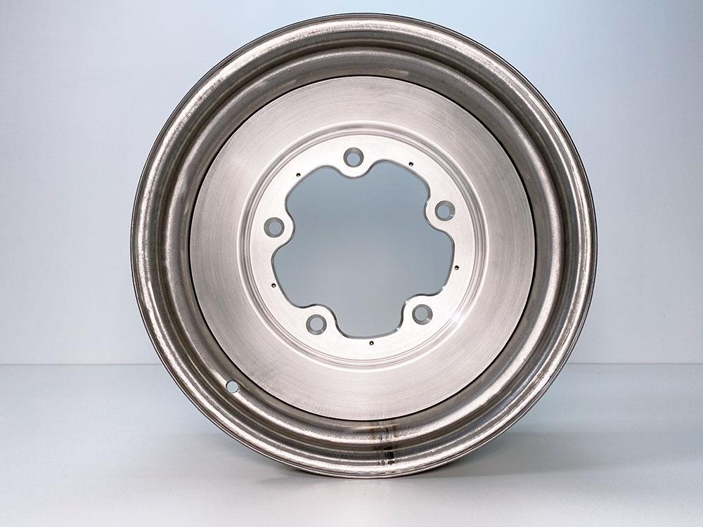 5 Lug Smoothie 17 Inch Wheel 9001