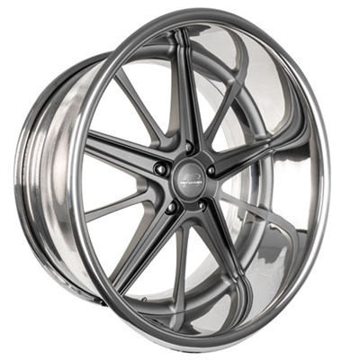 SLC-Invader 17 Inch Billet Wheel